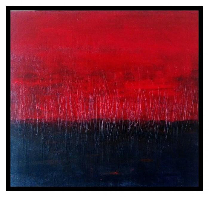 Abstract Poetry Toni Popov Art