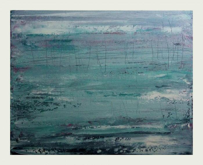 """""""Soul storm"""", oil on canvas, 40cm x 50cm (available)"""