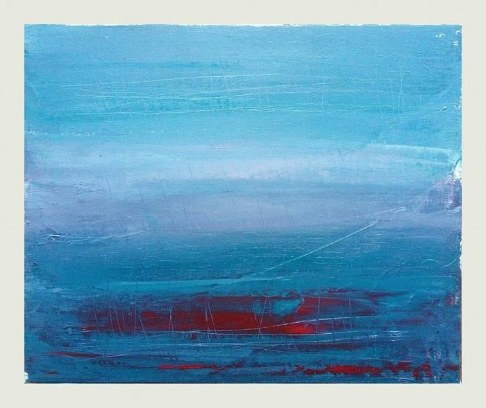"""November"", oil on canvas, 25cm x 30cm (not for sale)"